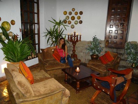Inkaterra Machu Picchu Pueblo Hotel: Sala de Estar