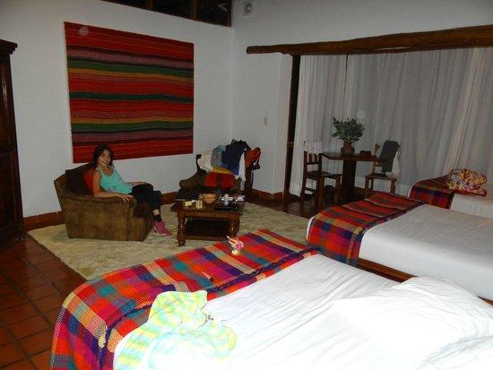 Inkaterra Machu Picchu Pueblo Hotel: Habitación