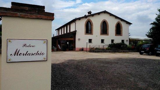 Locanda Merlaschio: L'hotel.