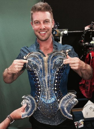 Kinky Boots on Broadway: Backstage