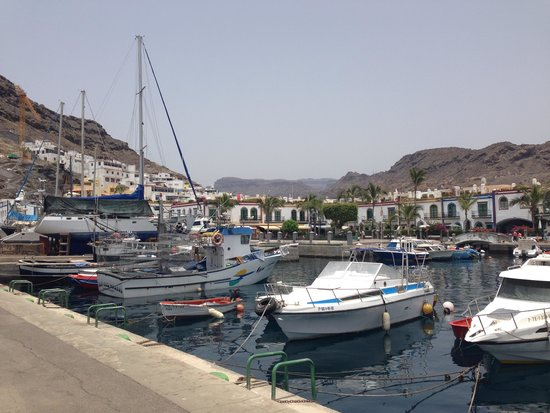 Cordial Mogan Valle: Harbour