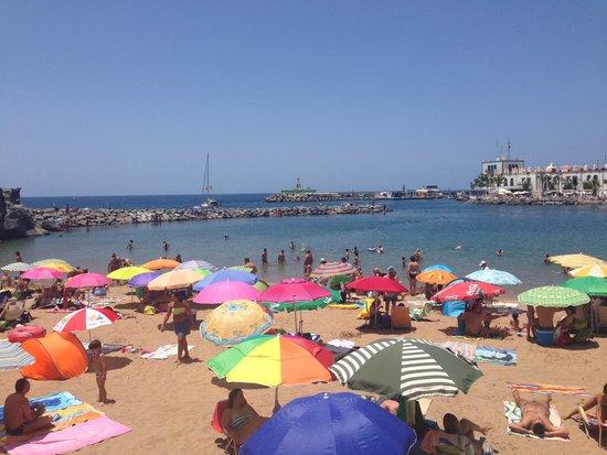Cordial Mogan Valle: the beach