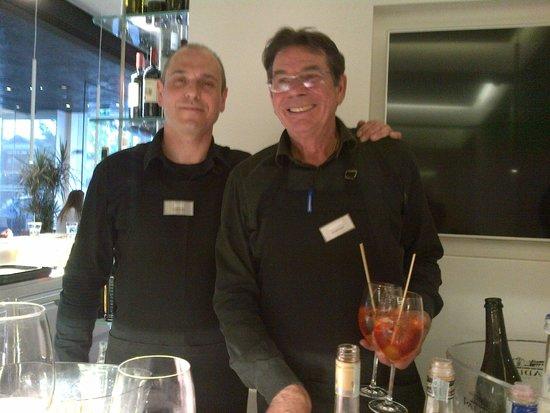Best Western Plus Hotel Bologna: Bartenders