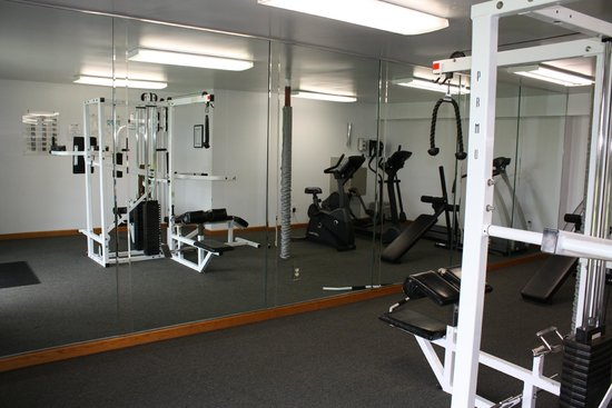 Sunny Hill Resort and Golf Course: Fitness Center