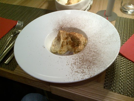 Best Western Plus Hotel Bologna: Great Tiramisu