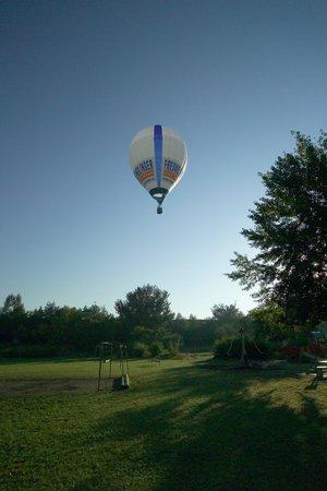 Sepp Scherzer Ballooning