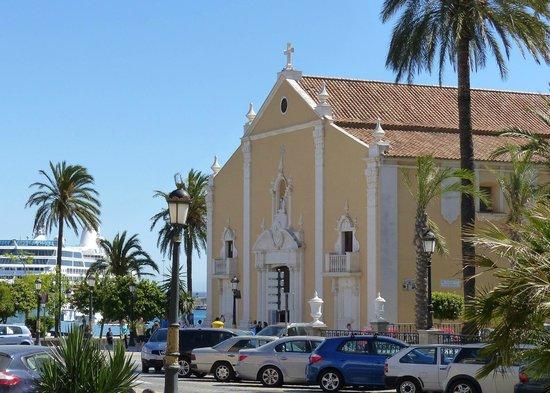 Parroquia de Santa María de África: Exterior of Parroquia de Santa Maria de Africa