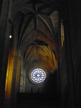 Iglesia de San Vicente: inside