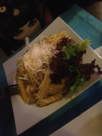 Marvista Restaurant: Pasta