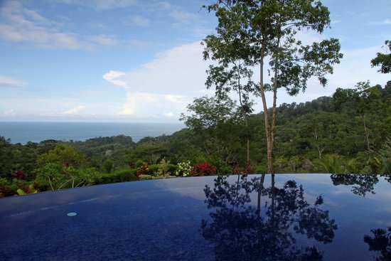 Villa Mareas: The ocean view