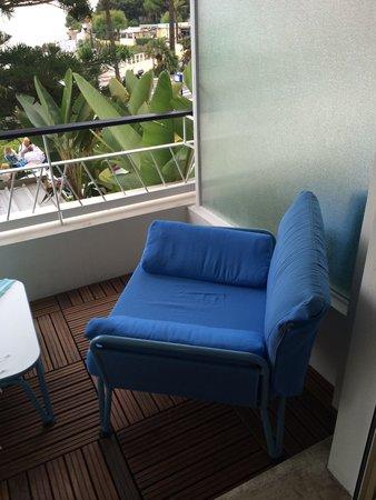 Hotel Victoria: Balcony