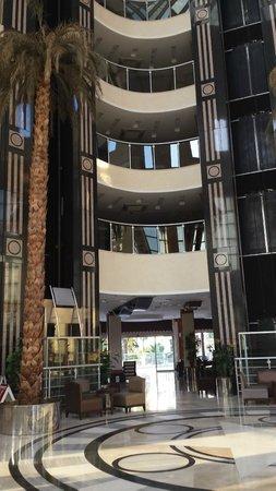 Pineta Park: inside hotel - lobby