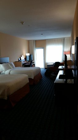 Fairfield Inn & Suites Chincoteague Island: View of the room
