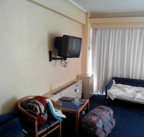 Stanley Hotel: Кондиционер!!!
