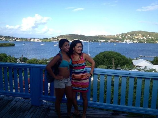 Playa Flamenco: House in Bahia, Culebra