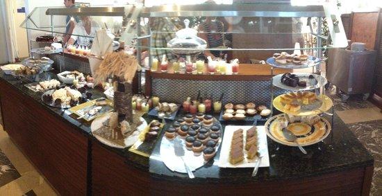 Kontokali Bay Resort and Spa: Dessertenbuffet