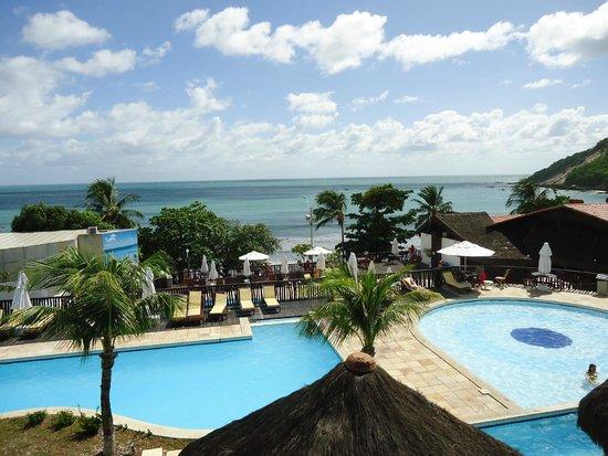 D Beach Resort: Vista 1