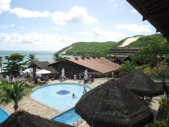 D Beach Resort: Vista 2