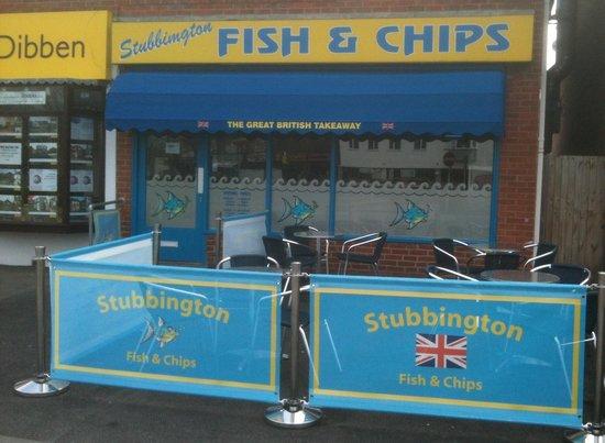 Stubbington Fish & Chips: 36 Stubbington Green