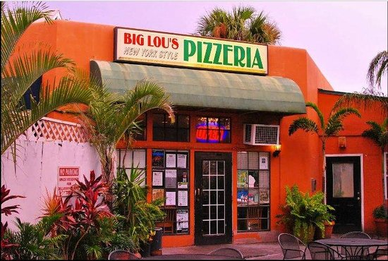 Big Lou's Pizzeria