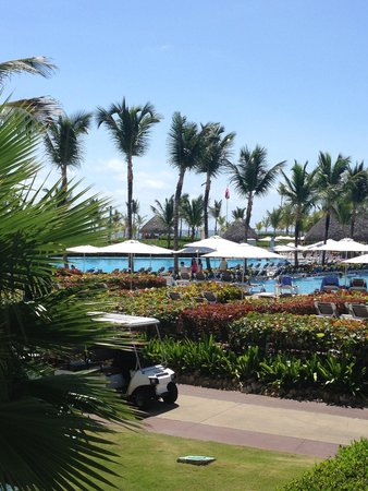 Hard Rock Hotel & Casino Punta Cana : view from our room