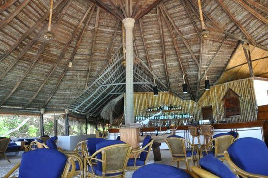 Makunudu Island : Bar - Snack du resort