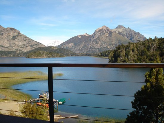 Llao Llao Hotel and Resort Golf Spa : view from room