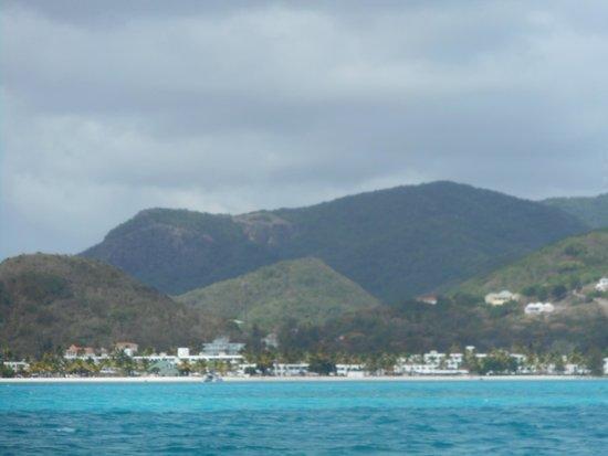 Galley Bay Resort : Sailing trip