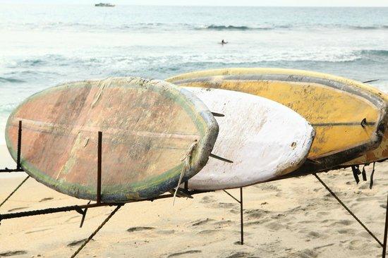 Sudamala Suites & Villas Senggigi: Surfing!