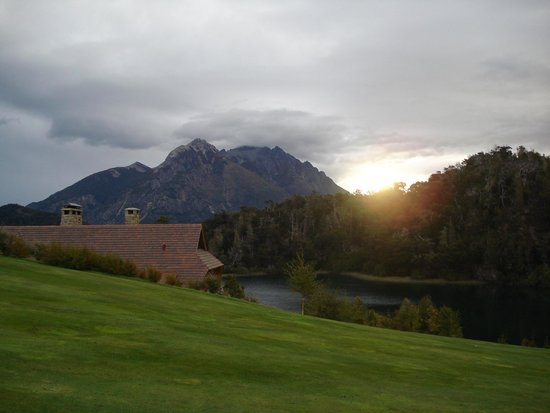 Llao Llao Hotel and Resort Golf Spa : hotel & grounds
