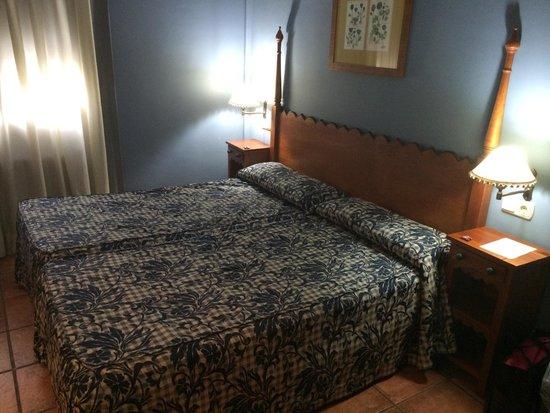 Suite Aparthotel y Spa Eth Refugi d'Aran: Habitación
