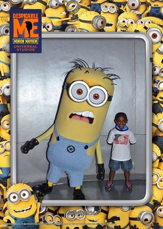 Universal Studios Florida: Great for Minions