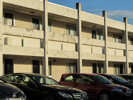 Hallmark Hotel Aberdeen Airport: fachada