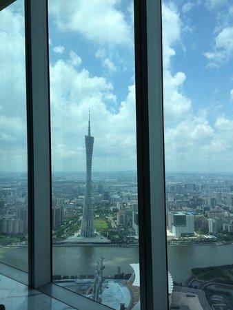 Four Seasons Hotel Guangzhou: Canton Tower