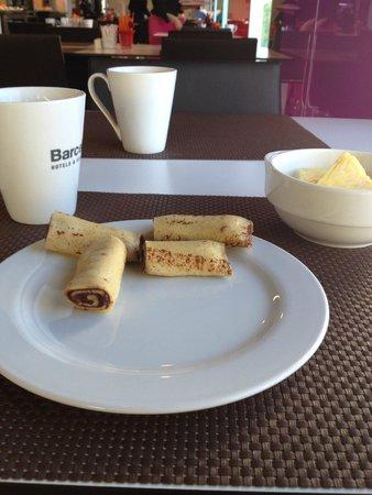 Barcelo Valencia : Ontbijt