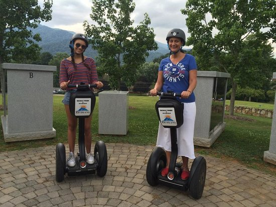 Segway Tours of Waynesville: SUCH A FUN DAY!