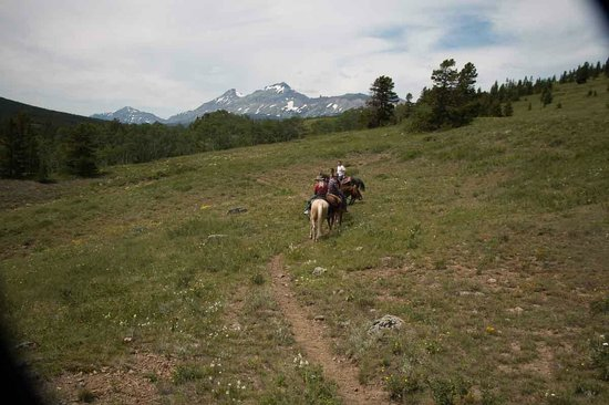 Bear Creek Ranch: Trail Ride