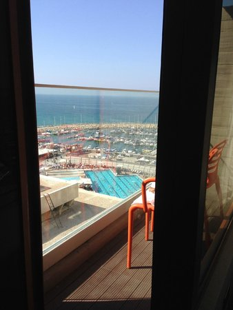Carlton Tel Aviv: Deck Off Room