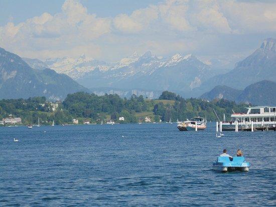 Lake Luzern: The LAKE