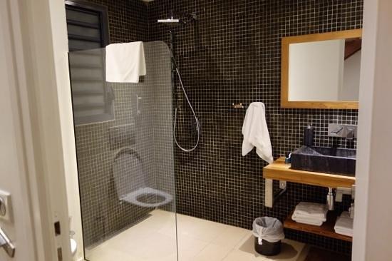 La Toubana Hotel & Spa: Salle de bain suite