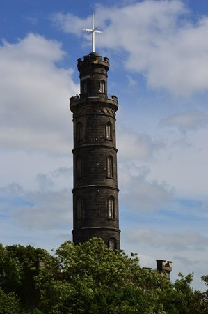 Calton Hill: Another Nelson Monument