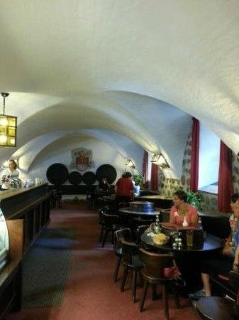 Abbazia di Novacella: abbazzia di novacella: The Restaurant