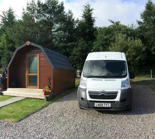 Pine Trees Leisure Park: The 4 bed Hiker Hut
