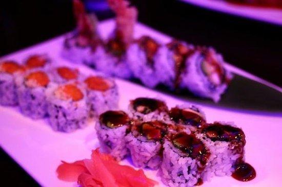 Sushi Yanagi : Who doesn't love sushi