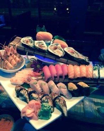 Sushi Yanagi : Delicious!