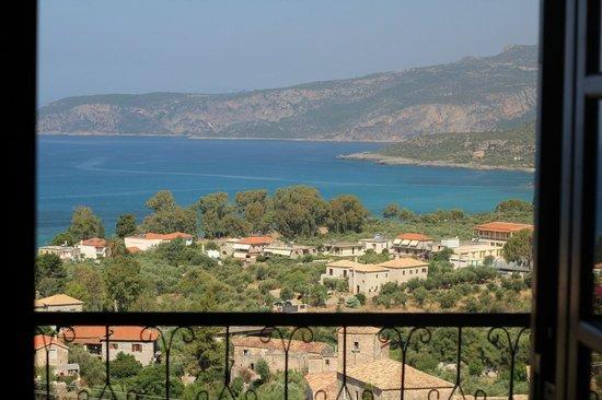 Vardia Hotel: Море