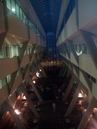 Hotel Roc Golf Trinidad: patio interior
