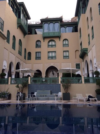 Palais Faraj Suites & Spa: Fes hotel