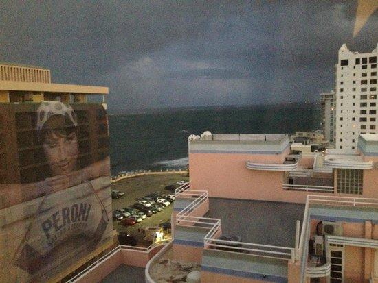Condado Plaza Hilton Room Service