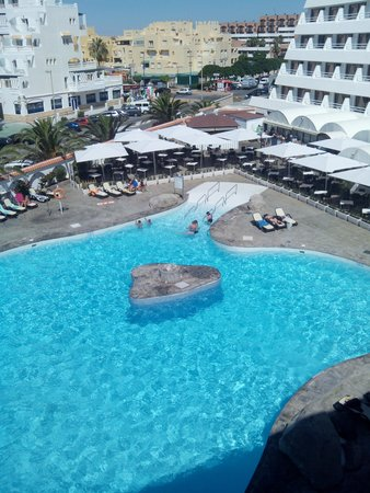 Hotel Roc Golf Trinidad: piscinas adultos